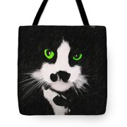 Portrait Of Riley Tote Bag