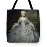 Portrait Of Sarah Eleanore Fairmore Tote Bag