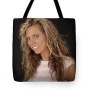 Portrait Of Sarah Tote Bag