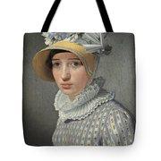 Portrait Of The Model Maddalena Or Anna Maria Uhden Tote Bag