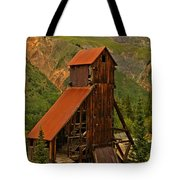 Portrait Of The Yankee Girl Tote Bag