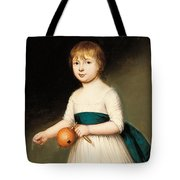 Portrait Of Thomas Allason Tote Bag