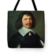 Portrait Of Vincent Voiture 1597-1648 C.1643-44 Oil On Canvas Tote Bag