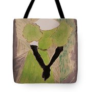 Portrait Of Yvette Guilbert Tote Bag