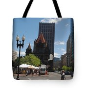 Portraits Of The City 003 Tote Bag