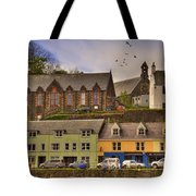 Portree. Isle Of Skye. Scotland Tote Bag