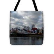 Portsmouth Bay Tote Bag