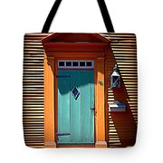Portsmouth Door 8 Tote Bag
