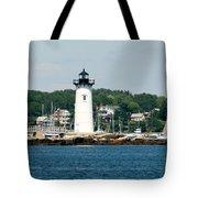 Portsmouth Nh Harbor Tote Bag
