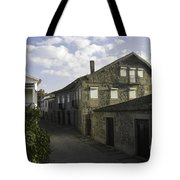 Portugal Small Town Tote Bag