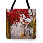 Portuguese Back Street Tote Bag