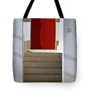 Portuguese Entrance Tote Bag