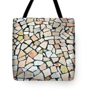Portuguese Pavement Tote Bag