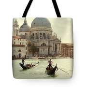Postcard From Venice Tote Bag