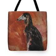 Posed Perfectly Tote Bag