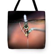 Posing For You Tote Bag