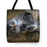 Posing Prettily Tote Bag