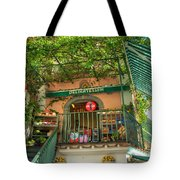 Positano Deli Tote Bag by Bob and Nancy Kendrick