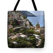 Positano Overview Tote Bag