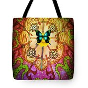 Positive Attraction Tote Bag