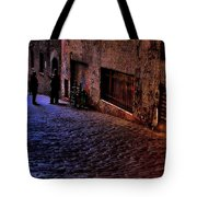 Post Alley - Seattle Tote Bag