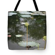 Post Bloom Tote Bag