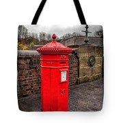 Post Box Tote Bag