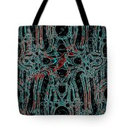 Post-historical Rock Art Tote Bag