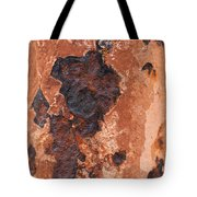 Post In Decay  Tote Bag