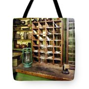 Post Office In General Store Tote Bag