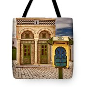 Post Office Tote Bag