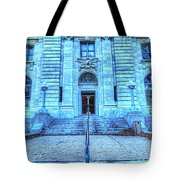 Post Office West Avenue Tote Bag