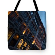 Postcard From Montreal Tote Bag