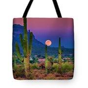 Postcard Perfect Arizona Tote Bag