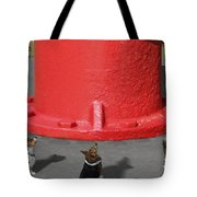 Postcards From Otis - The Hydrant Tote Bag by Mike McGlothlen