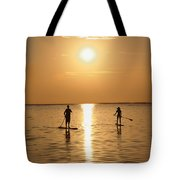 Postcards From Paradise Tote Bag