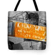 Posted Information 2 Tote Bag