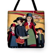 Poster Pennsylvania, C1938 Tote Bag