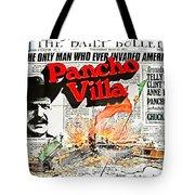 Poster Telly Savalos Pancho Villa In Pancho Villa 1972-2013 Tote Bag