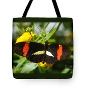 Postman Butterfly 2 Tote Bag