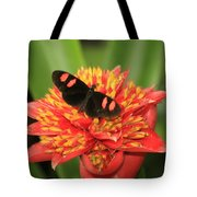 Postman Butterfly Tote Bag