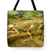 Postosuchus Fossil Tote Bag