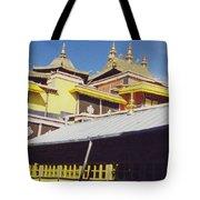 Potala Palace 1 Tote Bag