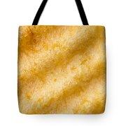 Potato Chip Macro 2 Tote Bag