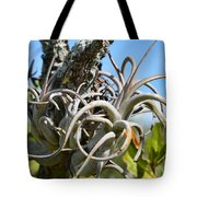 Potbelly Airplant Tote Bag