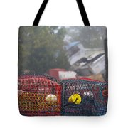 Pots On The Dock Tote Bag