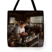 Potter - Raised In The Clay Tote Bag