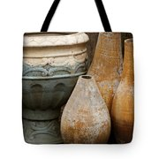Pottery Still Life Tote Bag