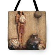 Pottery Vendor Tote Bag