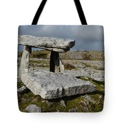 Poulanbrone Tomb Tote Bag